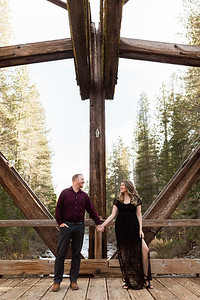 Alexandria Vail Photography Dinkey Creek Engagement Timothy   Kirsten107