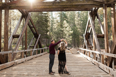 Alexandria Vail Photography Dinkey Creek Engagement Timothy   Kirsten124