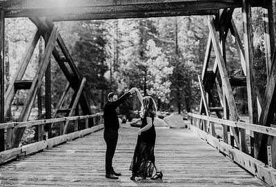 Alexandria Vail Photography Dinkey Creek Engagement Timothy   Kirsten119