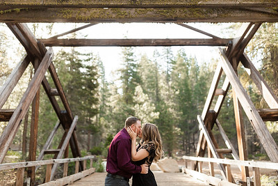 Alexandria Vail Photography Dinkey Creek Engagement Timothy   Kirsten116