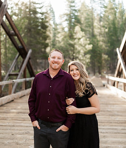 Alexandria Vail Photography Dinkey Creek Engagement Timothy   Kirsten125