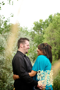 Toni & Mark's mini engagement session at McKay Lake in Broomfield on July 14, 2012.  copyrighted