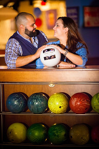 Tony and Sarah Bowling Engagement Photo Session-148