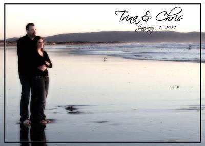 Trina & Chris