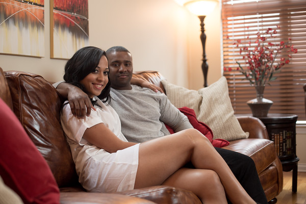 Vanavia and Bo's Engagement