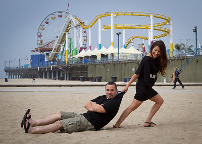 Veronica and Ric Engagement