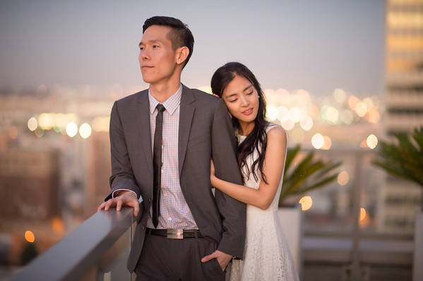 Victoria & Albert: Engagement Shoot