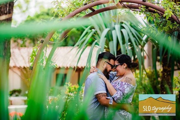 Victoria+Robert ~ SLO Engagement