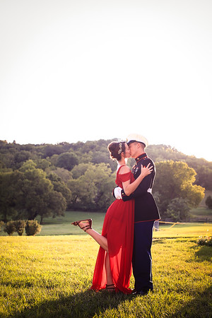 Zach and Bethany's Engagement Photos