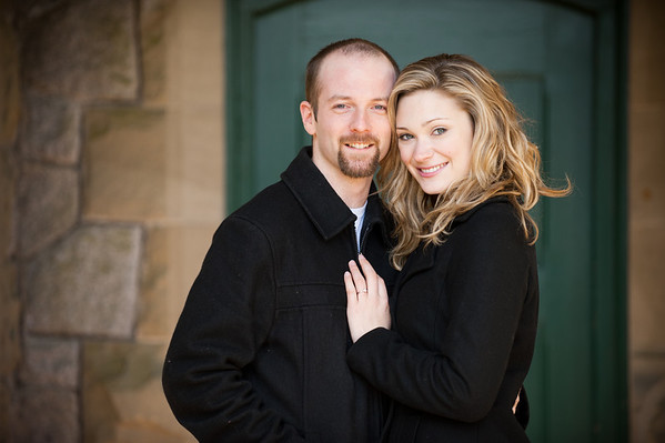 Alyssa & Robert | Engagement