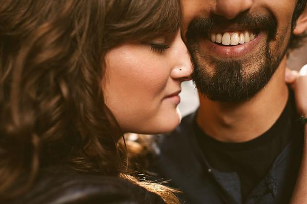 Amy & Rameez | Engaged