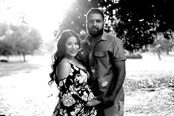 Engagement session, Woodward Park, Fresno, CA
