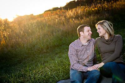 David & Lauren Engagement Photos  ©Kyle Spradley Photography | www.kspradleyphoto.com