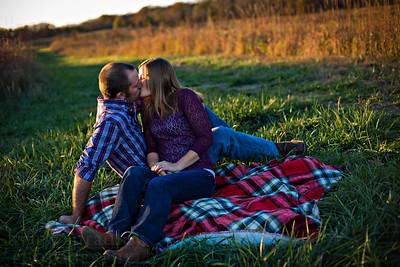 Bethany + Jacob Engagement Photos  © Kyle Spradley Photography | www.kspradleyphoto.com