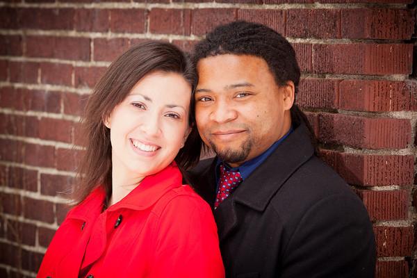 Sarah & David