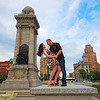 "Engagement Photos at Clinton Square of Syracuse NY. Engagement and Wedding Photographer Mariana Roberts serving Syracuse NY, Liverpool NY, Baldwinsville NY, Cicero NY, Oswego NY, Fulton NY, Mexico NY, Rochester NY, Buffalo NY, and Central New York. Outdoor Engagement Photography in Upstate NY.  <a href=""http://www.MarianaRobertsPhotography.com"">http://www.MarianaRobertsPhotography.com</a>,  <a href=""http://www.MarianaRobertsWeddings.com"">http://www.MarianaRobertsWeddings.com</a> <br /> Please contact Mariana Roberts to Book your event at (315) 409-6893"