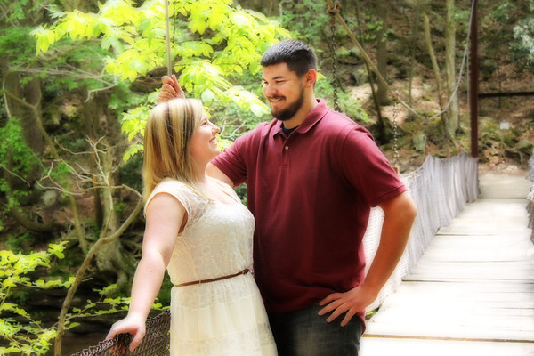 Kaitlyn &Tyler Engagement Session