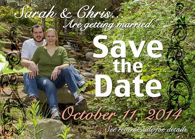 Sarah+Chris STD front