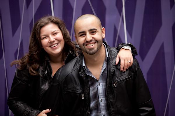 Danny + Michelle's EShoot