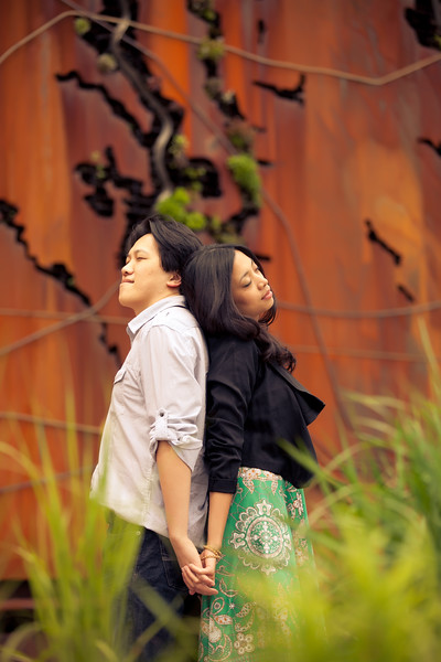 Kei Bobby's Engagement Session