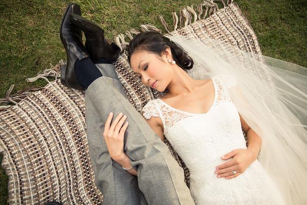 Regan + Xia's Pre-Wedding Session