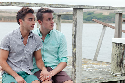 Luke and Drew