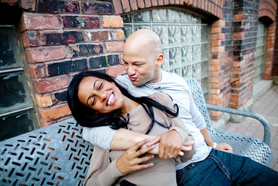 Amanda + Justin | Engagement Session