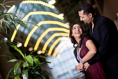 Naseem + Samir | Engagement Shoot