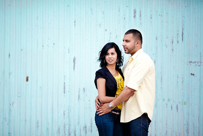 Saeed + Sheeba | Engagement Session