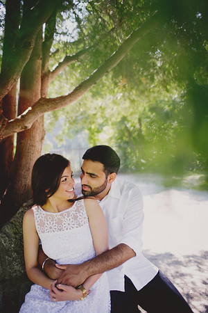 Amrit + Bobby - Engagement Session