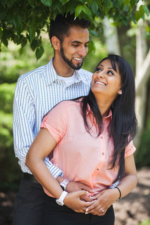 Ana + Musty - Engagement Session