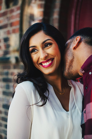 Gagan + Harjeet - Engagement Session