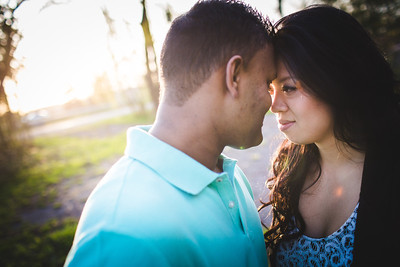 Jennifer + Randy | Engagement Session
