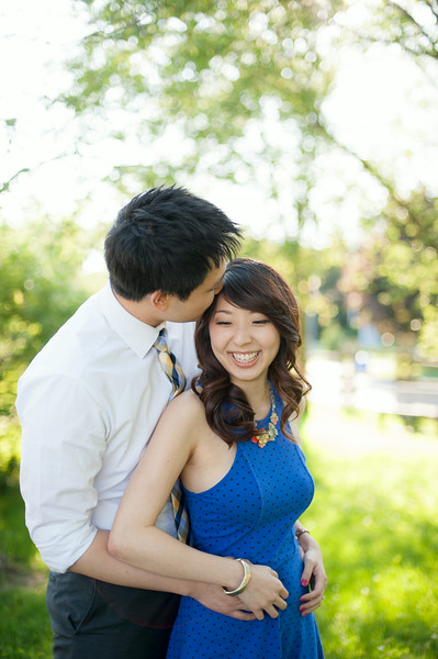 Heidi and Ming-Yun's Engagement Session