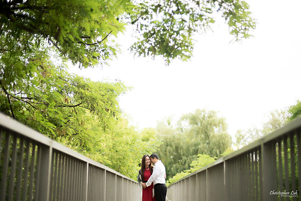 Annie and Jason's Engagement Session