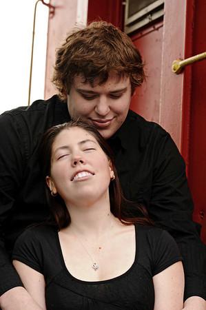 Chelsea and Daniel