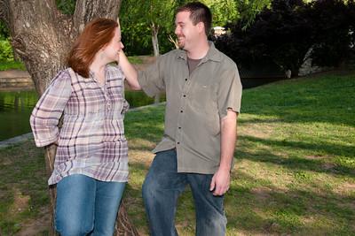 Emily & Richard's Engagement Session