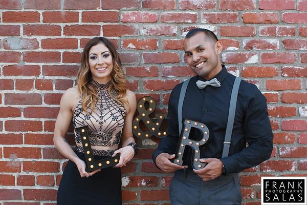 Liz and Ramon