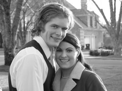 Luke & Myranda's Engagement and After Wedding Session