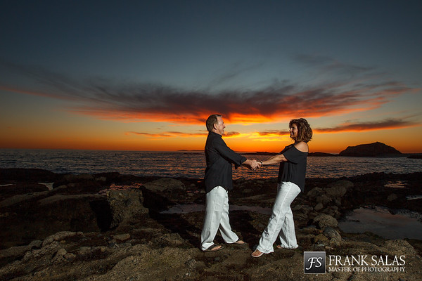 Travis and Catalina