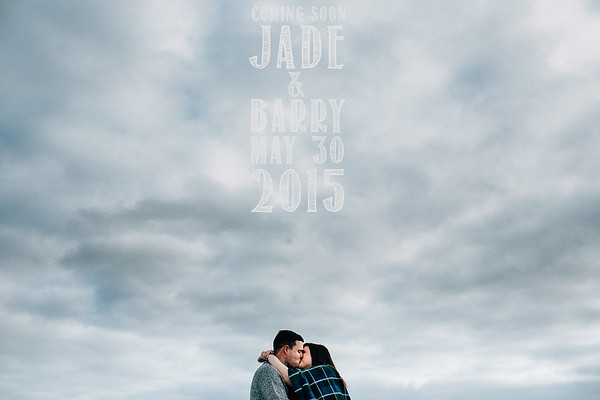 Jade and Barry