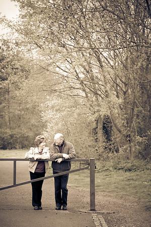 Lorna and Arthur