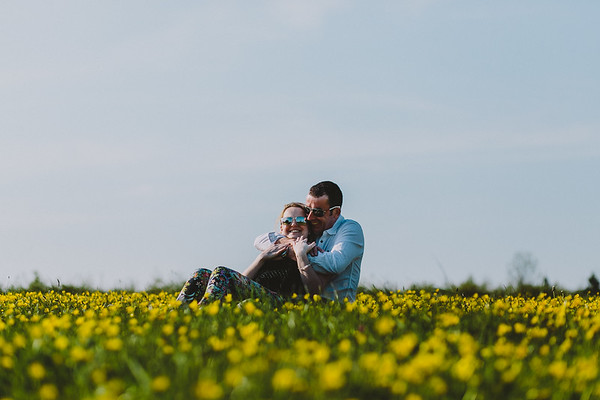Sarah & Jon | Pre Wedding shoot at Hylands Park