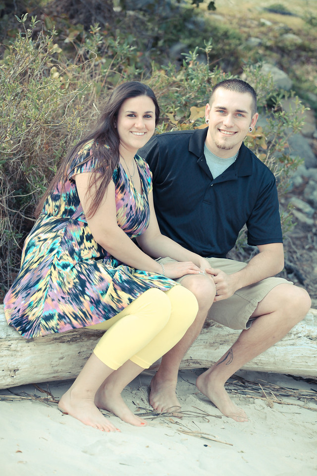 Southport, North Carolina is a great place for a Wedding or Engagement Photo session.