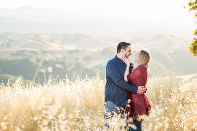 Mt Diablo Engagement Session