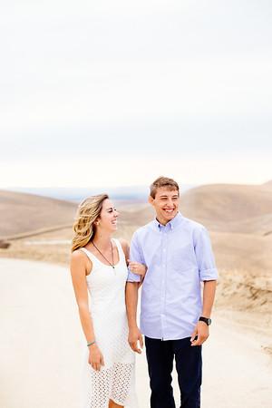 Catie & Ian
