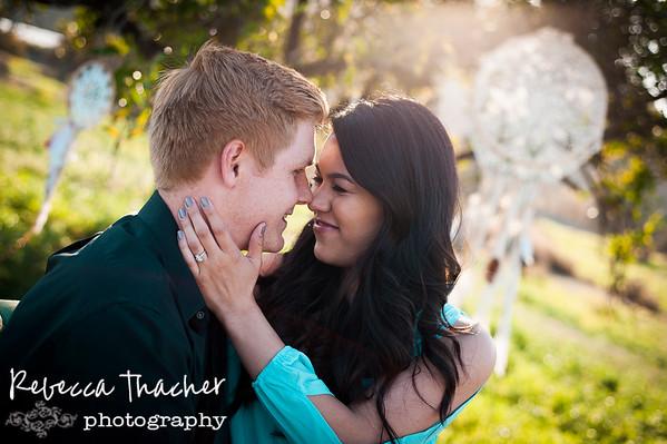 Jake + Kiana . Engaged