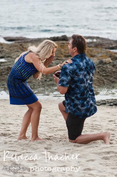 Jim & Misty . Proposal
