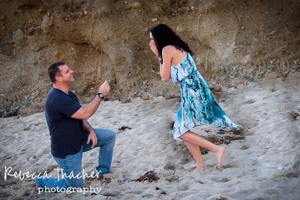 Mike . Lindsey . Engaged