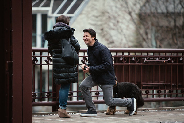 Jimmy and Haley Proposal